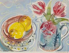 Alan Halliday Alan Halliday A collection of Watercolours of Fruits and Flowers  - 2111615