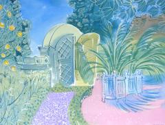 Alan Halliday Gardens at Ch teau de Saint Loup sur Thouet  - 1502132