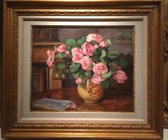 Albert Andre Vase de fleurs - 1641054