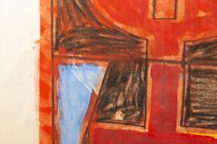 Albert Chubac Albert Chubac Painting Mixed Media circa 1965 France - 1019901