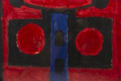 Albert Chubac Albert Chubac Painting Mixed Media circa 1965 France - 1035295