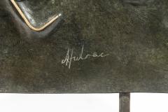 Albert Chubac Albert Chubac Sculpture Bronze France circa 1980 - 1119041