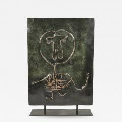 Albert Chubac Albert Chubac Sculpture Bronze France circa 1980 - 1119161