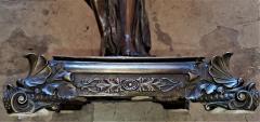 Albert Ernest Carrier Belleuse 19C French Bronze Centerpiece by A Carrier - 1729709