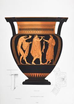 Albert Genick Griechische Keramik a Group of Eight Greek Ceramics  - 1207898