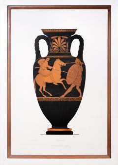 Albert Genick Griechische Keramik a Group of Eight Greek Ceramics  - 1207899