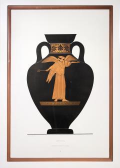 Albert Genick Griechische Keramik a Group of Eight Greek Ceramics  - 1207900