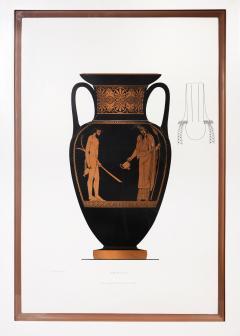 Albert Genick Griechische Keramik a Group of Eight Greek Ceramics  - 1207902
