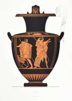 Albert Genick Griechische Keramik a Group of Eight Greek Ceramics  - 1207904