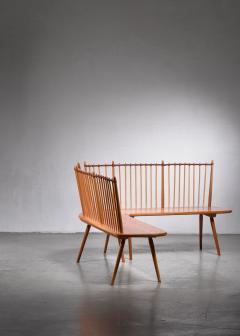 Albert Haberer Albert Haberer corner bench - 1702712