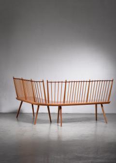 Albert Haberer Albert Haberer corner bench - 1702713