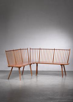 Albert Haberer Albert Haberer corner bench - 1702714