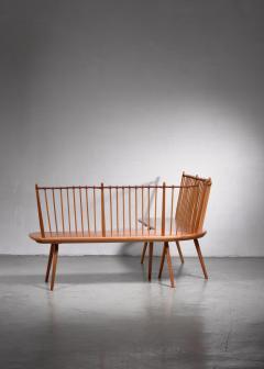 Albert Haberer Albert Haberer corner bench - 1702723