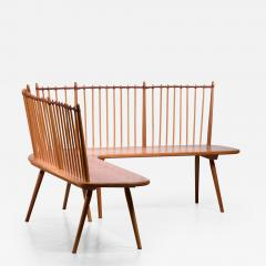 Albert Haberer Albert Haberer corner bench - 1703403
