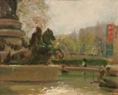 Albert Jean Adolphe Parisian Fountain - 53153