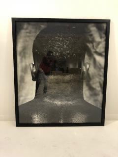 Albert Watson Mike Tyson Catskills New York 1986 Framed Large Gelatin Silver Print - 1148487