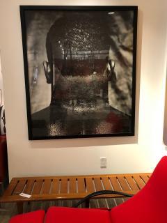 Albert Watson Mike Tyson Catskills New York 1986 Framed Large Gelatin Silver Print - 1148489