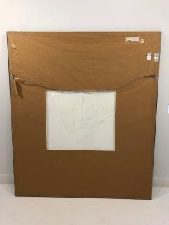 Albert Watson Mike Tyson Catskills New York 1986 Framed Large Gelatin Silver Print - 1148490