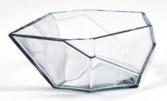Alberto Dona Geometric Murano Glass Bowls by Alberto Dona - 639495