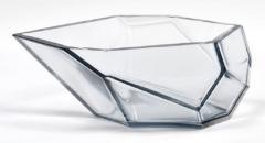 Alberto Dona Geometric Murano Glass Bowls by Alberto Dona - 639496