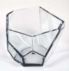 Alberto Dona Geometric Murano Glass Bowls by Alberto Dona - 639497