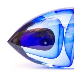 Alberto Dona Murano Glass fish by Alberto Dona - 990266