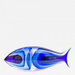 Alberto Dona Murano Glass fish by Alberto Dona - 991429