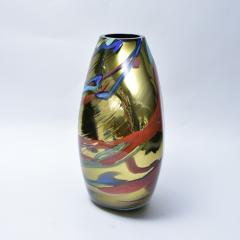 Alberto Dona Murano Multicolor mirrored Vase - 988003
