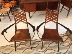 Alberto Marconetti pair of armchairs - 1252133
