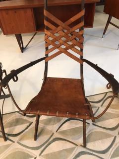 Alberto Marconetti pair of armchairs - 1252134