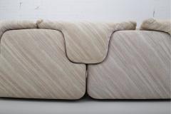 Alberto Rosselli Confidential Sectional Sofa by Alberto Rosselli for Saporiti Missoni Fabric - 1551958