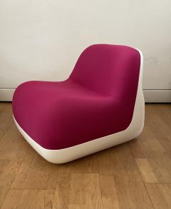 Alberto Rosselli JUMBO Lounge Chair by Alberto Rosselli for Saporiti - 2113640