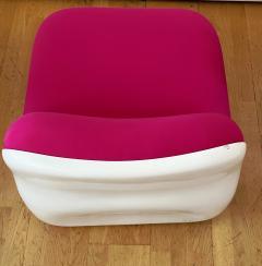 Alberto Rosselli JUMBO Lounge Chair by Alberto Rosselli for Saporiti - 2113677