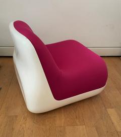 Alberto Rosselli JUMBO Lounge Chair by Alberto Rosselli for Saporiti - 2113679