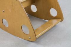 Albrecht Lange Hans Mitzlaff Plywood Childs Rocker by Albrecht Lange Hans Mitzlaff - 234700