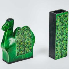 Aldo Londi 1960s Bitossi Camel Sculpture by Aldo Londi - 1687423