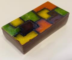Aldo Londi Aldo Londi Bistossi ceramic box - 974673