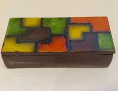 Aldo Londi Aldo Londi Bistossi ceramic box - 974674