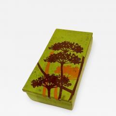 Aldo Londi Aldo Londi Bitossi ceramic box - 975725