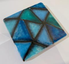 Aldo Londi Aldo Londi Bitossi small ceramic box - 1050804