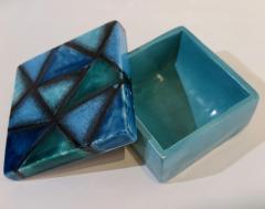 Aldo Londi Aldo Londi Bitossi small ceramic box - 1050805