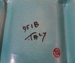 Aldo Londi Aldo Londi Bitossi small ceramic box - 1050807