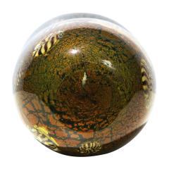 Aldo Nason Aldo Nason Hand Blown Glass Yokohama Vase 1960s - 2092272