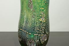 Aldo Nason Hand Blown Glass Yokohama Vase by Aldo Nason for A V E M  - 201397