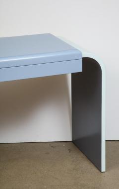 Aldo Tura 2 Drawer Console Table by Aldo Tura - 1906515
