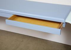 Aldo Tura 2 Drawer Console Table by Aldo Tura - 1906516