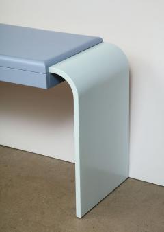 Aldo Tura 2 Drawer Console Table by Aldo Tura - 1906518