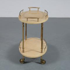 Aldo Tura Aldo Tura Bar Cart Italy 1950 - 1145358