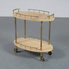 Aldo Tura Aldo Tura Bar Cart Italy 1950 - 1145359