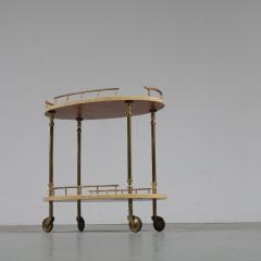 Aldo Tura Aldo Tura Bar Cart Italy 1950 - 1145360